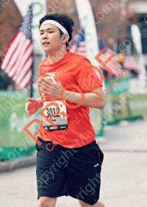 Publix Georgia Marathon 2014.