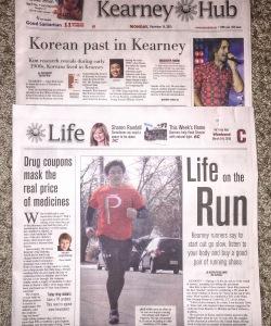 The Kearney Hub.