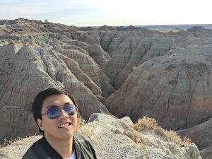 Badlands National Park!