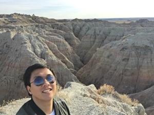 Badlands National Park!